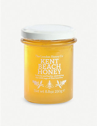 THE LONDON HONEY COMPANY:Kent Beach 罐子 250 克