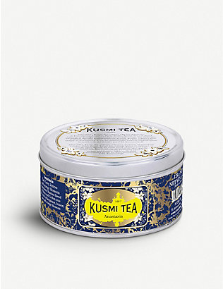KUSMI TEA: Anastasia Earl Grey, Lemon and Orange Blossom loose leaf tea 125g