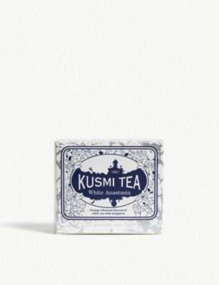 KUSMI TEA White anastasia tea 40g box of 20