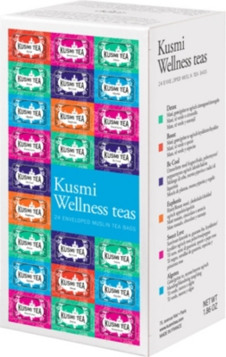 KUSMI TEA The Wellness tea bags 528g