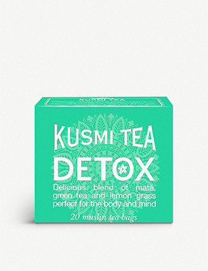 KUSMI TEA Detox tea bags box of 20