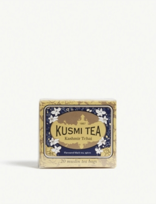 KUSMI TEA Kashmir tchai tea box of 20