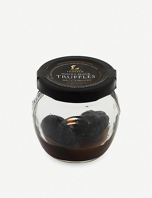 TRUFFLEHUNTER Whole black truffles 30g