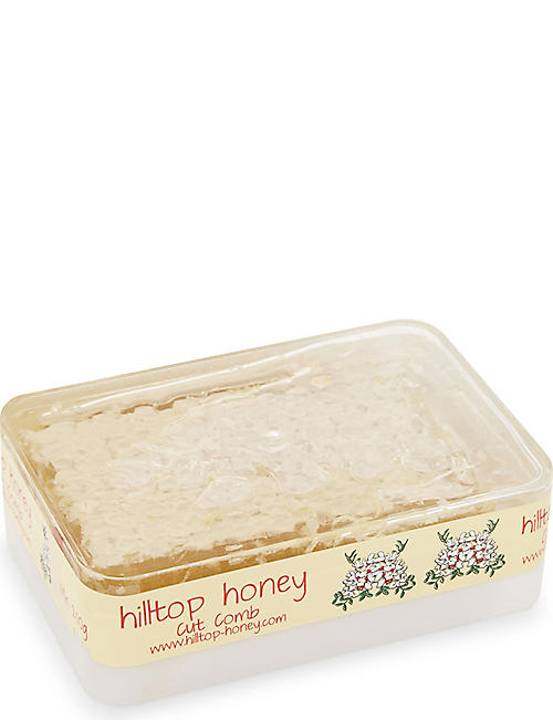 CONDIMENTS & PRESERVES: Hilltop honeycomb 200g