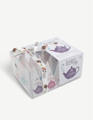 ENGLISH TEA SHOP White tea collection box of 12