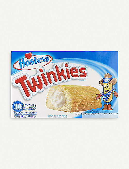 TWINKIES Hostess twinkies 385g