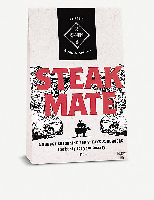 BOHNS: Steak Mate seasoning 125g