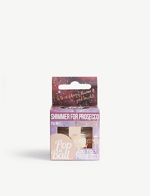 POP A BALL Prosecco rose gold shimmer powder 21g