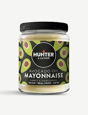 HUNTER GATHER Classic avocado oil mayonnaise 175g