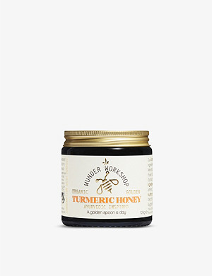 WUNDER WORKSHOP Golden turmeric organic honey 190g