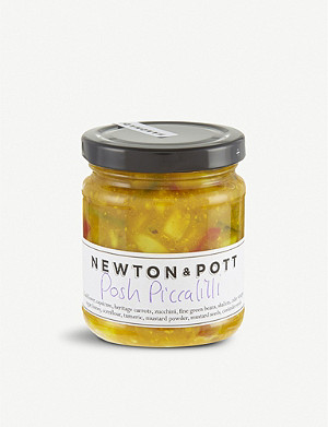 CONDIMENTS & PRESERVES豪华 piccalilli 230g