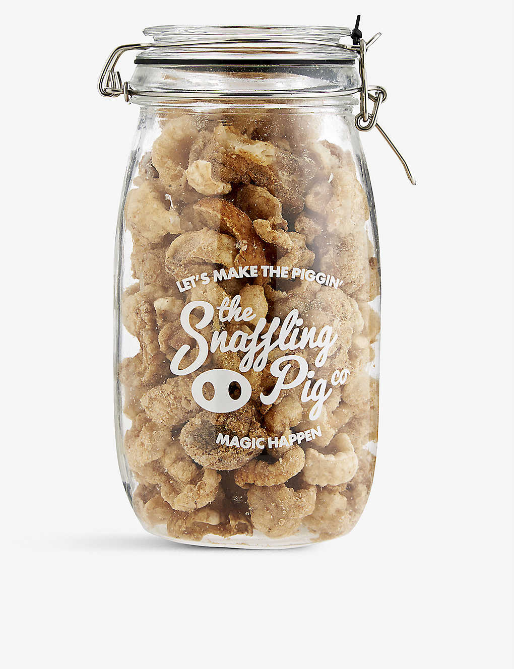 SNACKS: Perfectly Salted pork crackling 300g