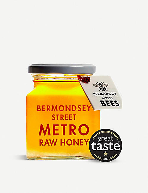 BERMONDSEY STREET BEES: Custom House honey 330g