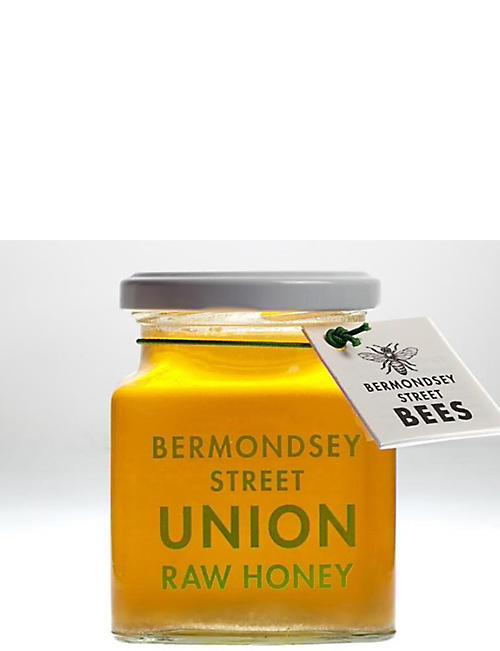 BERMONDSEY STREET BEES: Union Collection Exmoor Wildflower Raw Honey 330g