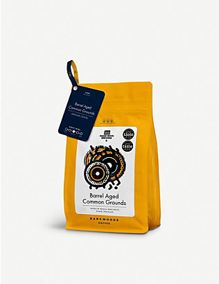COFFEE: Dark Woods Coffee x Magic Rock Brewing Common Grounds Barrel Aged coffee 250g