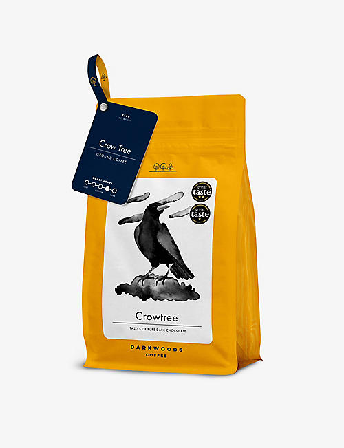 DARKWOODS COFFEE: Crow Tree ground coffee 250g