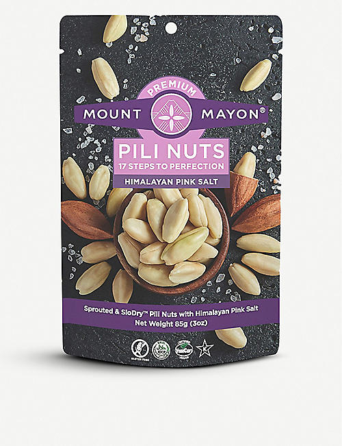 MOUNT MAYON Himalayan Pink Salted Pili Nuts 85g