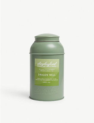 DAYLESFORD: Dragon well loose leaf tea 125g