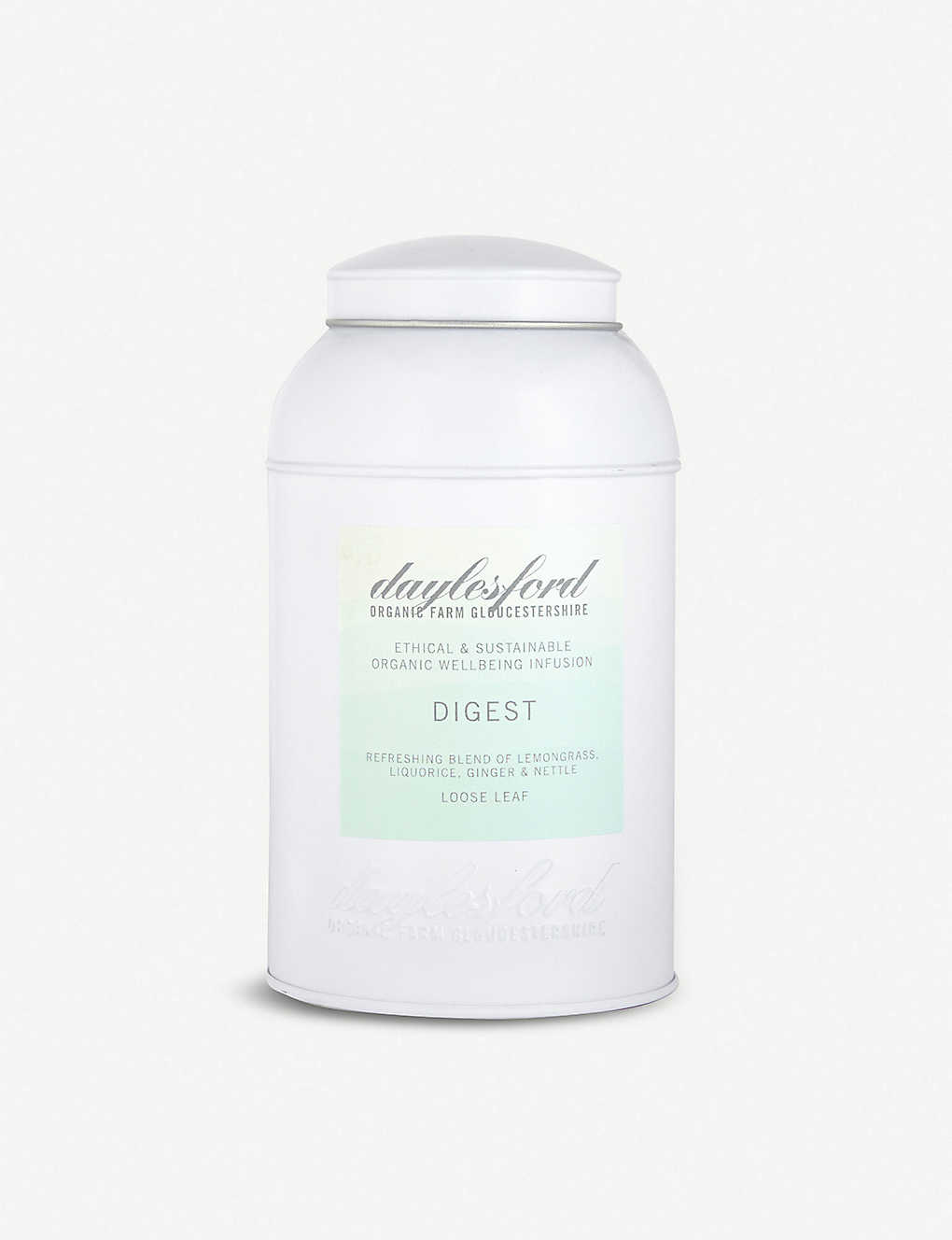 DAYLESFORD: Digest loose leaf tea 140g