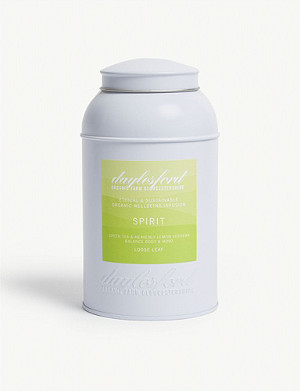 DAYLESFORD Spirit loose leaf tea caddy 130g