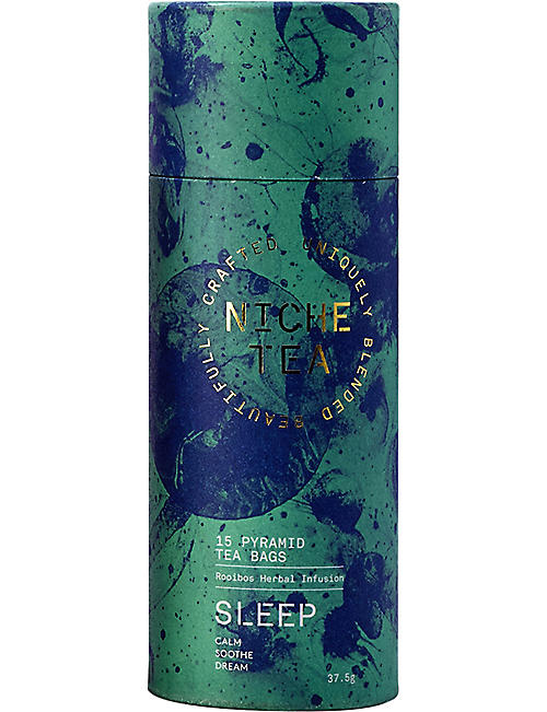 THE NICHE CO. Sleep herbal tea box of 15