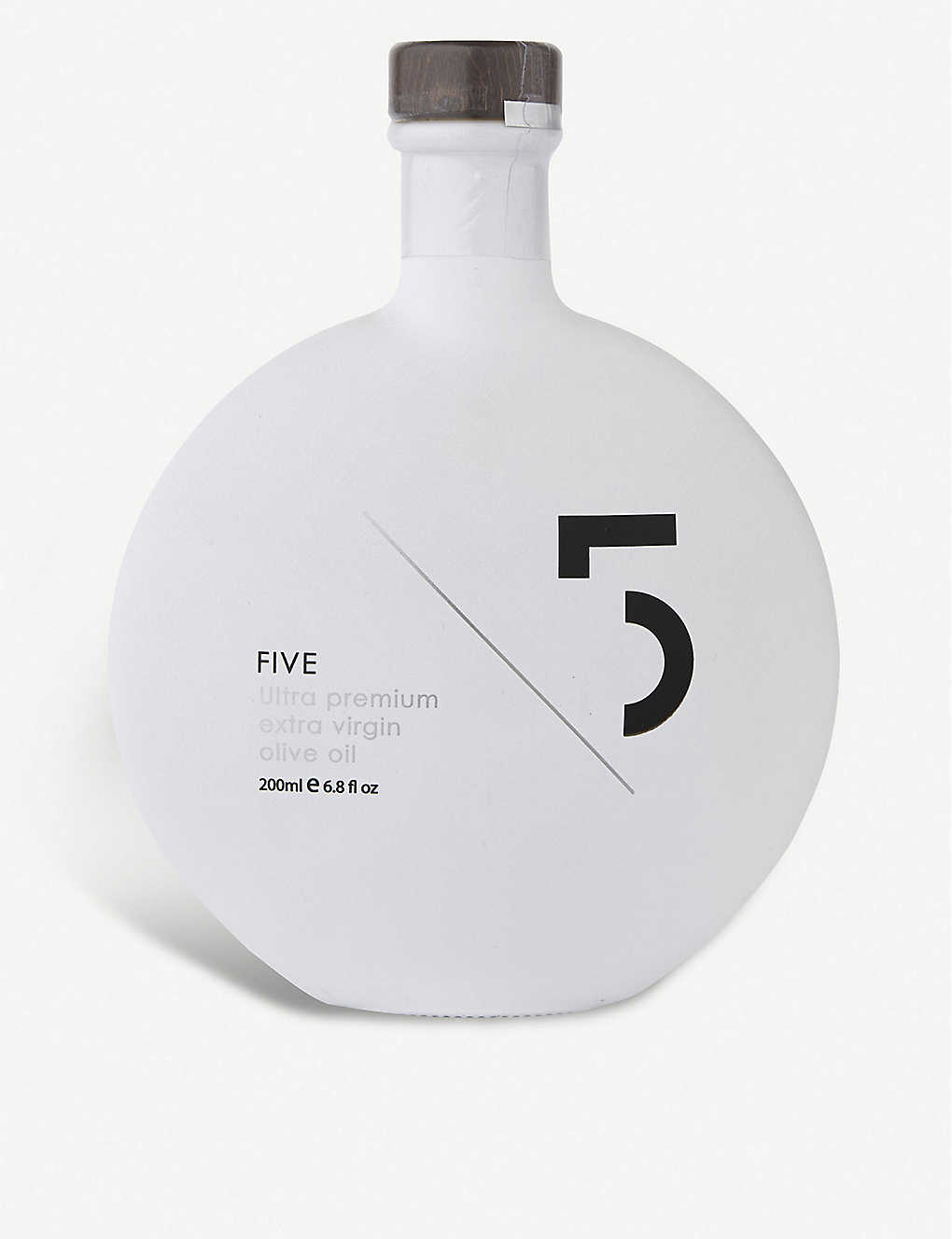 5ive ultra premium extra-virgin olive oil 200ml