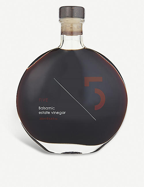 5IVE OIL: Balsamic estate vinegar 200ml