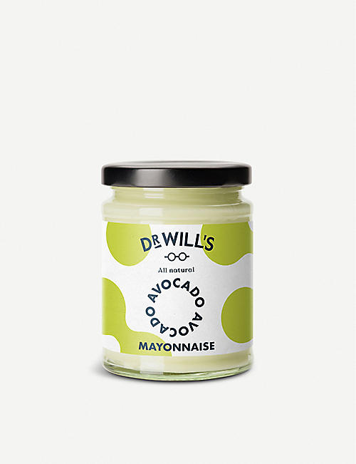 DR WILLS Avocado mayonnaise 240g