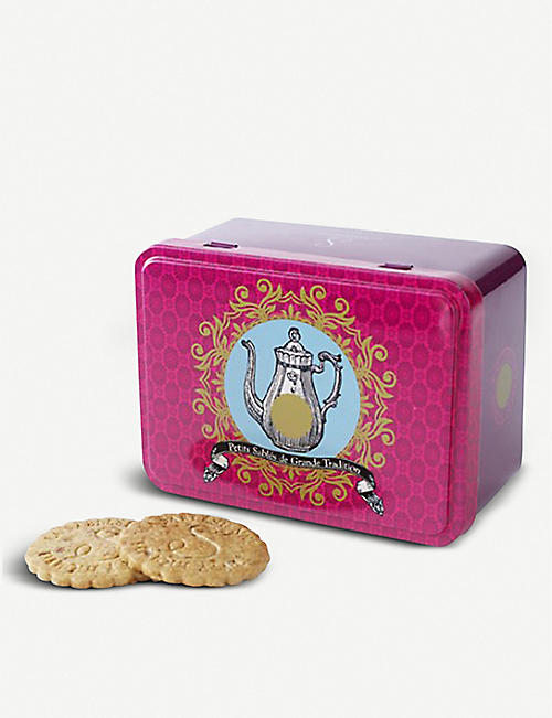 LA SABLESIENNE: Traditional sablé biscuits 125g