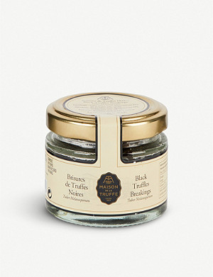 MAISON DE LA TRUFFE Black truffle breakings 25g