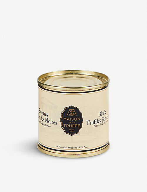 MAISON DE LA TRUFFE: Black truffle breakings 50g
