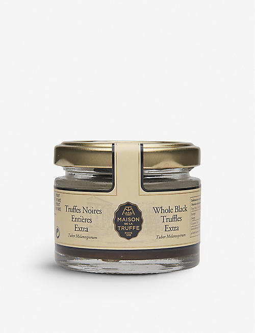 MAISON DE LA TRUFFE: Whole Black Truffles 25g