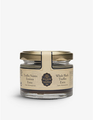 MAISON DE LA TRUFFE: Whole Black Truffles 50g