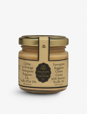 MAISON DE LA TRUFFE Parmigiano Reggiano Cheese Cream with Summer Truffle 90g