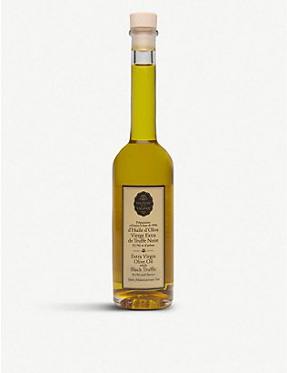 MAISON DE LA TRUFFE: Olive Oil with Black Truffle 100ml