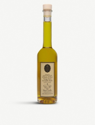 MAISON DE LA TRUFFE Olive Oil with Black Truffle 100ml