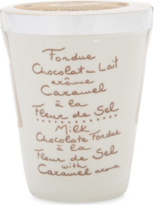 AUX ANEYSETIERS DU ROY Salted caramel chocolate fondue 200g