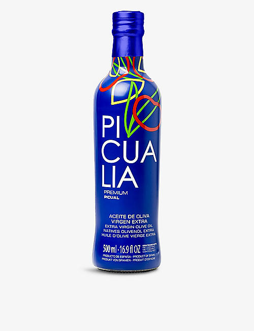 PICUALIA Premium extra virgin olive oil 500ml
