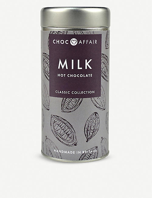 CHOC AFFAIR: Classic milk hot chocolate 200g