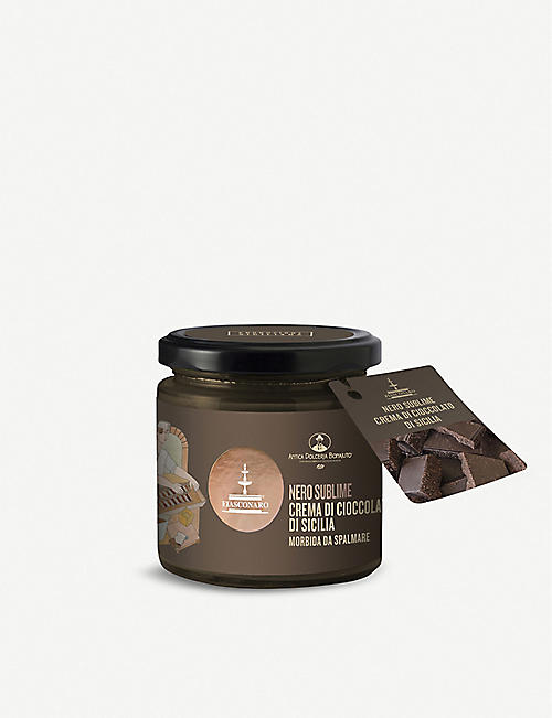 FIASCONARO: Sicilian chocolate spread 180g