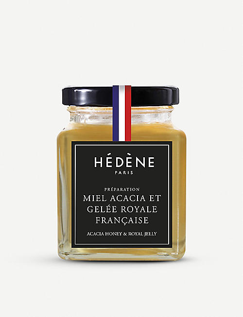 HEDENE: Acacia honey and royal jelly 125g