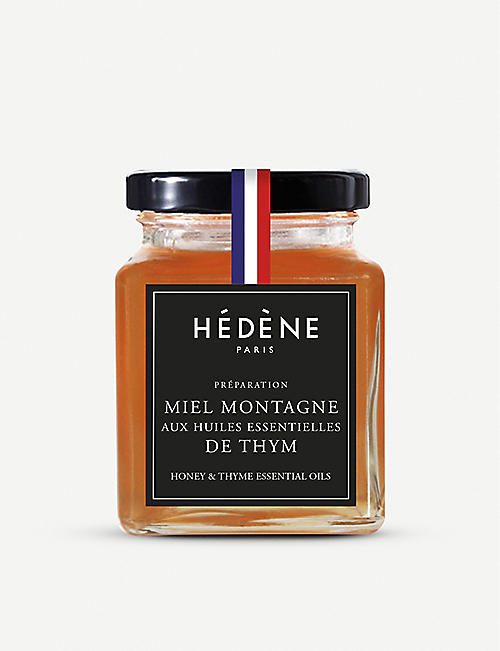 HEDENE: Mountain honey with thyme 125g