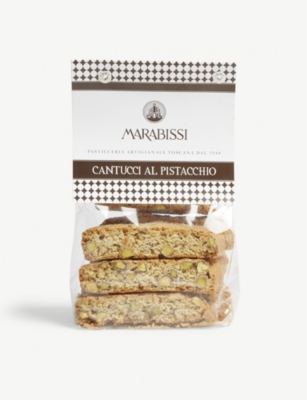 CHRISTMAS Cantucci al Pistacchio 200g