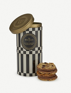 THE WOLSELEY Salted caramel Florentines 165g