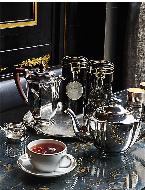 THE WOLSELEY Cafetière & filter blend coffee 250g