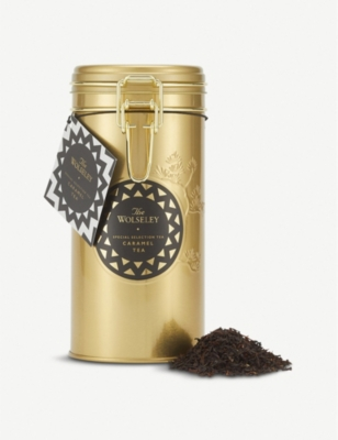 THE WOLSELEY Caramel tea 200g