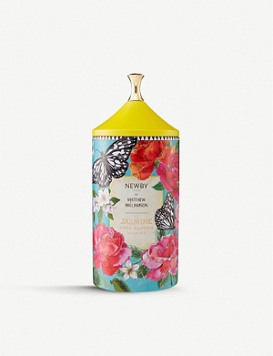 NEWBY TEAS UK Newby x Matthew Williamson Jasmine Rose Garden tea 75g