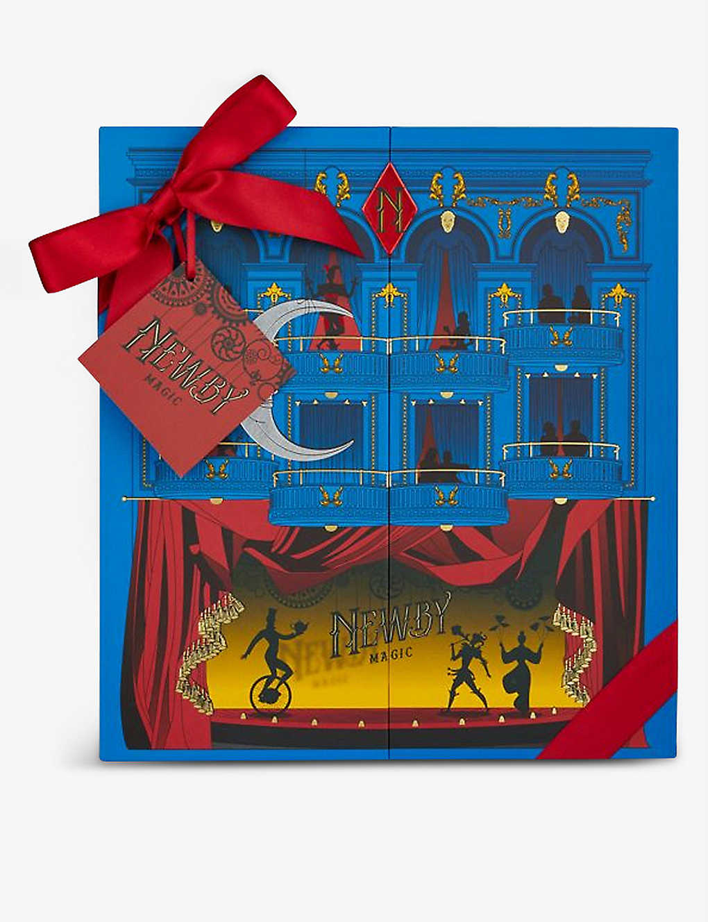 NEWBY TEAS UK: Tea Advent calendar