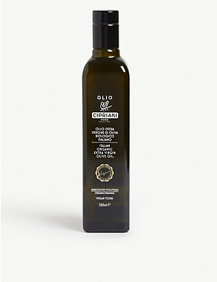 CIPRIANI: Italian organic extra virgin olive oil 500ml