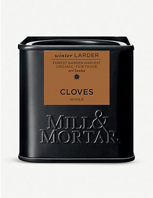 MILL & MORTAR: Whole Cloves 35g